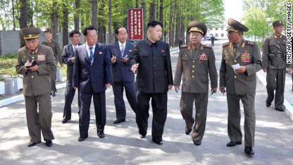 N. Korea fires another projectile into sea