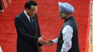 Levine: China, India's smoldering problem