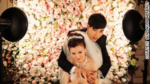 Fantasy photos for Chinese weddings