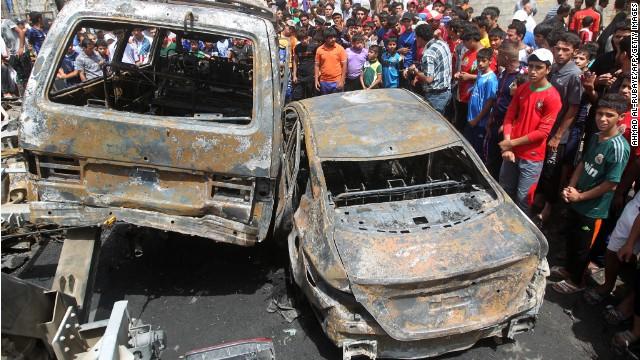 Ola de violencia sectaria deja 39 muertos en Iraq