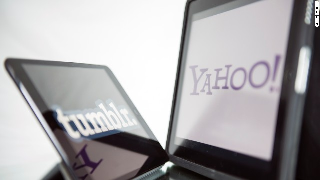 Yahoo's $1.1 billion purchase of blogging site Tumblr is the biggest move since CEO Marissa Mayer took over the Web company.