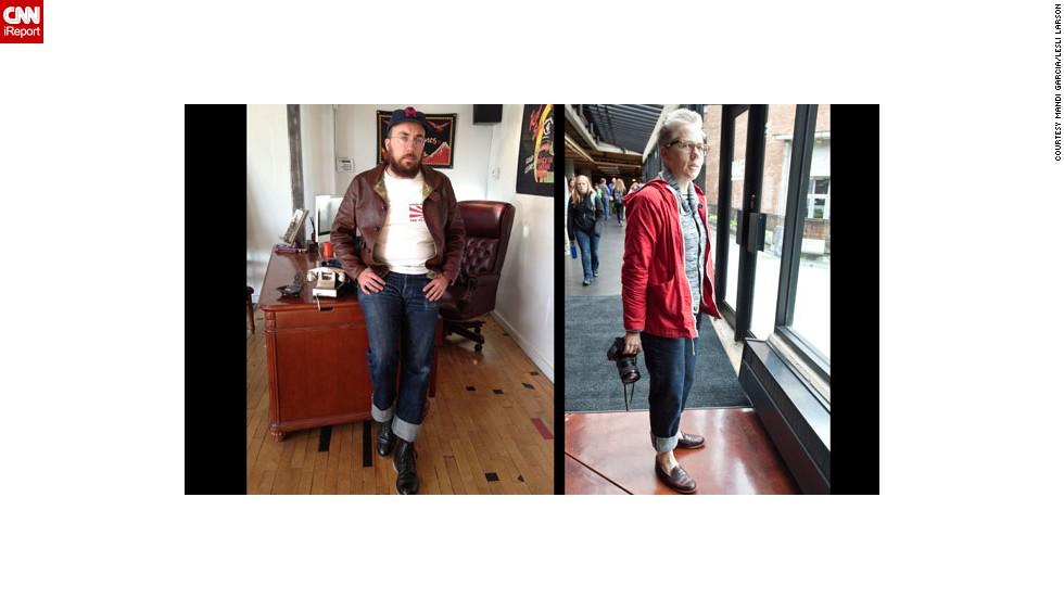 Los jeans a través de los años