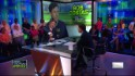 Bob Costas and Piers quiz each other