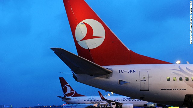 Check that ticket! The wrong airport code on a ticket booked by Turkish Airlines sent a Los Angeles couple almost 7,000 miles off course.