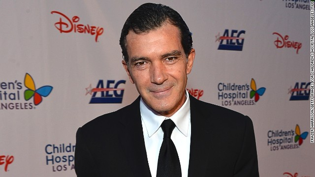 Antonio Banderas signs on for Chilean miners movie