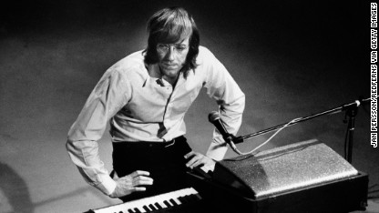The Doors' Ray Manzarek