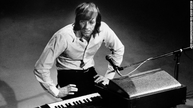 <a href='http://www.cnn.com/2013/05/20/showbiz/music/ray-manzaerk-the-doors-dies/index.html'>Ray Manzarek</a>, keyboardist and founding member of The Doors, passed away of cancer on Monday, May 20. He was 74.