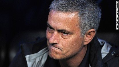 Football: Mourinho to leave Real Madrid