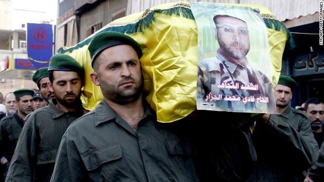 Los rebeldes sirios atacan a los militantes de Hezbollah en Líbano