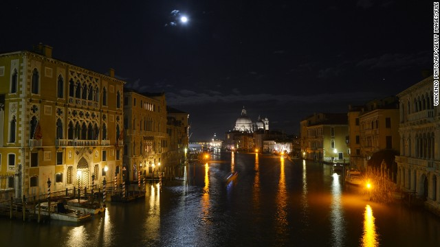 No. 6: Venice, Italy