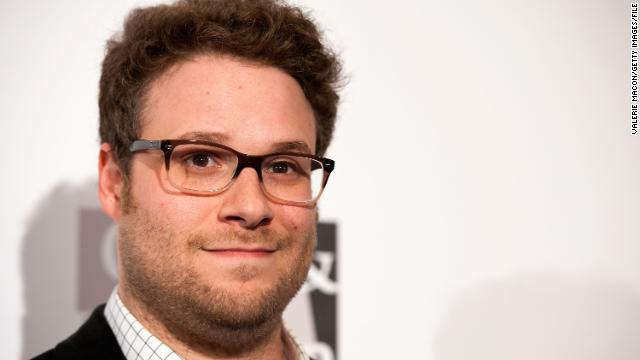 Seth Rogen co-wrote and co-directed the 2013 summer comedy