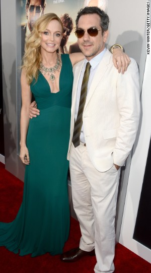 Heather Graham, Todd Phillips