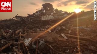 Tornado pummels Moore, Oklahoma