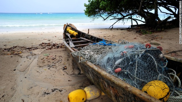Fishing is big business in the Seychelles, but the country's industry has come under severe threat in recent years as a result of the Somali pirates.