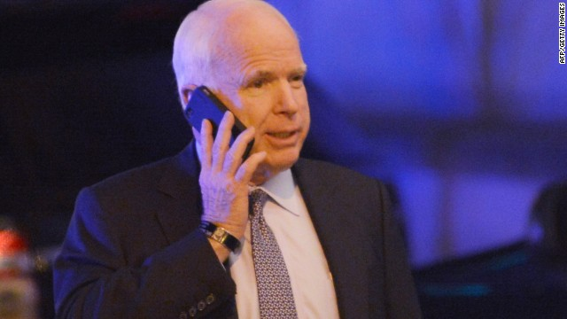 McCain: 'Why the hell' do iPhone apps need updating?