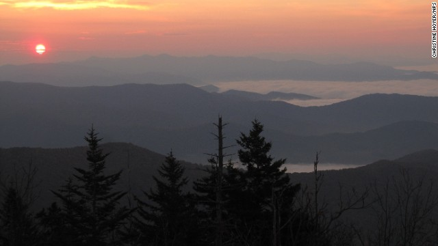 Tennessee's <a href='http://www.cnn.com/2013/05/23/travel/national-parks-great-smoky/index.html'>Great Smoky Mountains National Park</a>, a UNESCO World Heritage Site, is the nation's most visited with 9.7 million visitors last year. The shutdown comes as the park enters one of its busiest months of the year, according to visitor stats.