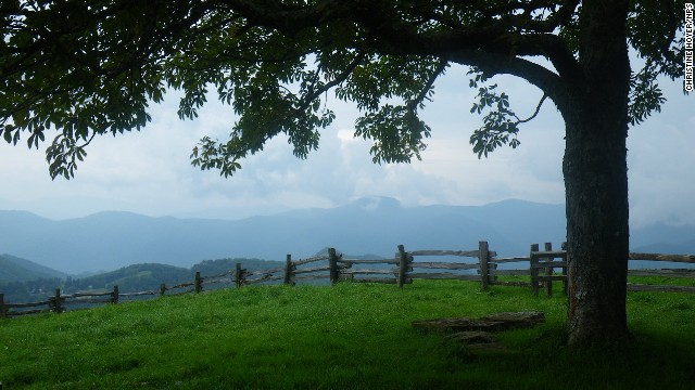 Don't oversleep on the day you visit <a href='http://www.nps.gov/grsm/planyourvisit/cadescove.htm' target='_blank'>Cades Cove</a>. Right after sunrise is Worth's favorite time to see active wildlife there.