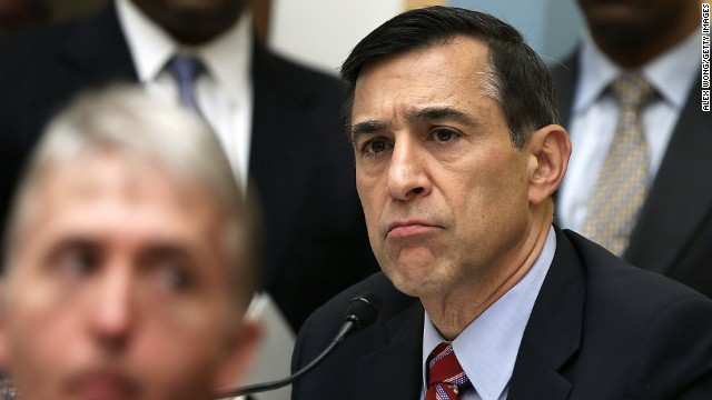 Chairman of the House Oversight Committee Darrell Issa will lead a hearing on the IRS controversy on Wednesday.
