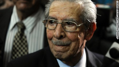 Montt's genocide conviction overturned