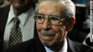 Former dictator returns to trial