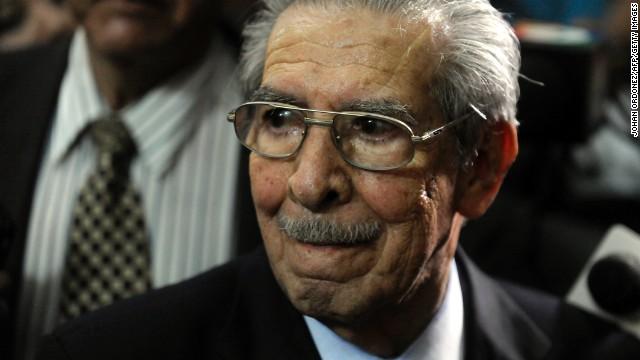 Un documental muestra supuestas evidencias del genocidio dirigido por Ríos Montt