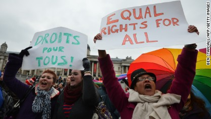 UK step closer to same-sex marriage