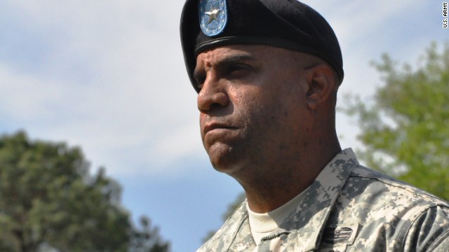 Army suspends general due to allegations of misconduct