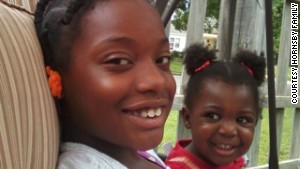 Ja\'Nae Hornsby, 9, is among the children killed at the school, her father says.