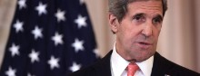 Kerry: To bring light to world, U.S. must go 'where it's dark'