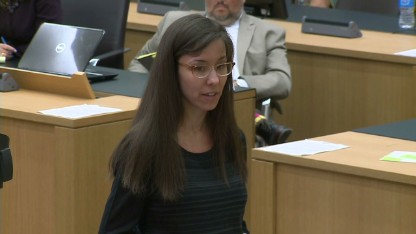 Is jury moved by Arias' plea for life?