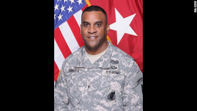 Brig. Gen. Bryan Roberts was relieved of his duties as commanding general of the U.S. Army training center and Fort Jackson.