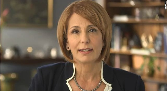 Christie's opponent puts up first ad