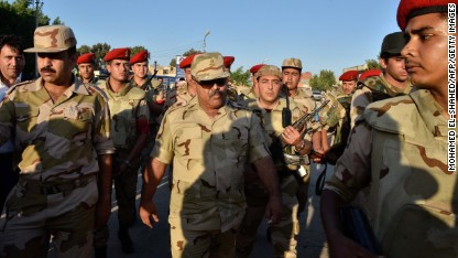 7 kidnapped soldiers freed in Egypt