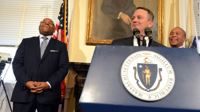 Massachusetts lieutenant governor resigns, announces new role