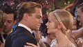 Leonardo DiCaprio and Carey Mulligan in the 2013 remake of the classic novel by F. Scott Fitzgerald -- The Great Gatsby