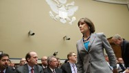 IRS official takes the 5th at hearing
