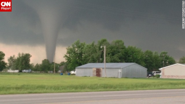 A tornado is heading your way: Now what?