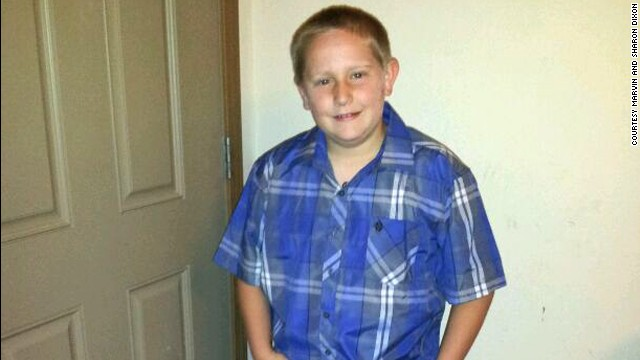 "Kyle Davis, 8, was among 24 who died during the tornado that pummeled Moore, Oklahoma, on Monday, May 20. He was at Plaza Towers Elementary School when the twister hit. His parents called him ""Hammy."""
