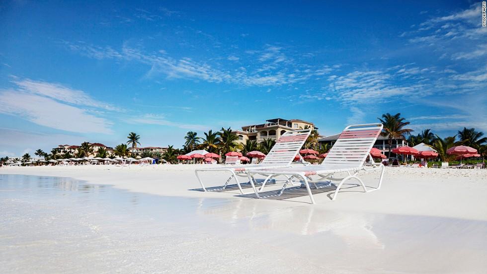 3. Grace Bay, Providenciales, Islas Turcas y Caicos