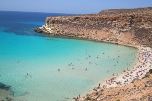 2. Rabbit Beach, Lampedusa, Italia