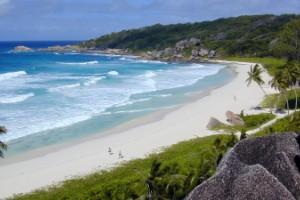 Las playas prístinas de Seychelles