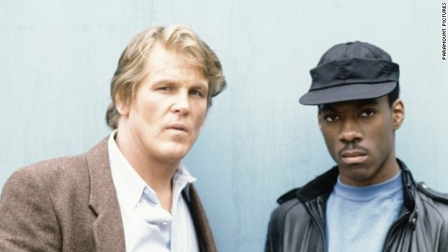 """48 HRS."" (1982): Eddie Murphy's first movie role has become one of his most iconic. The comedian/actor played a criminal who was teamed up with a police officer (Nick Nolte) to track down a killer in -- you guessed it -- 48 hours."
