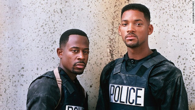 "<strong>""Bad Boys"" (1995)</strong>: Will Smith and Martin Lawrence were two hilarious partners in crime fighting in this debut action movie from Michael Bay. Producer Jerry Bruckheimer <a href='http://collider.com/pirates-of-caribbean-5-bad-boys-3-jerry-bruckheimer/#more-248836' target='_blank'>hasn't given up hope</a> on a ""Bad Boys III"" to follow the 2003 sequel."
