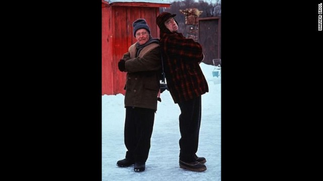 """Grumpy Old Men"" (1993): As former friends who later became epic rivals, Jack Lemmon's John and Walter Matthau's Max showed in this comedy that the best comrades can also make the worst enemies."