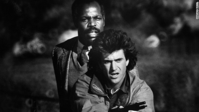 """Lethal Weapon"" (1987): The partnership between ""I'm too old for this s**t"" Murtaugh (Danny Glover) and Riggs (Mel Gibson) may have been a reluctant one, but it's also one of the most entertaining pairings of the past 30 years. The two went on to star in three additional films in the franchise."