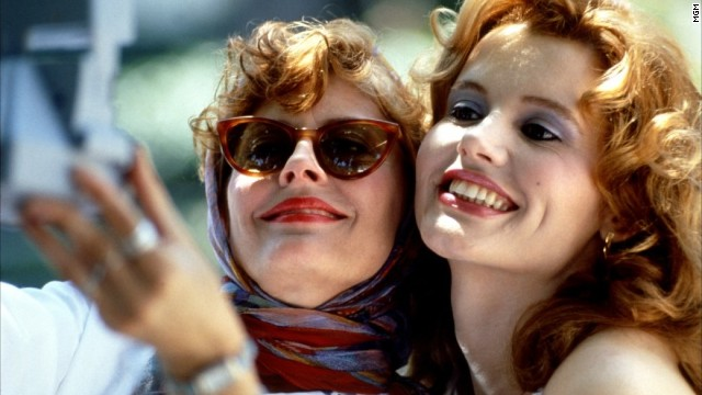 """Thelma & Louise"" (1991): The buddy movie is a genre typically filled with stories of male bonding, but 1991's ""Thelma & Louise"" changed perceptions. The acclaimed drama, which has beats of humor and poignancy, celebrated female friendships in a new way."