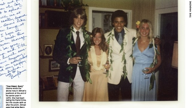 TIME: Obama's prom night