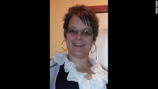 Cindy Plumley, 45, died in the twister.