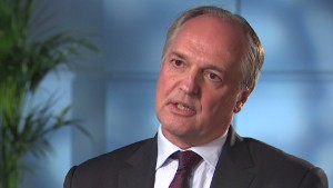 Unilever CEO on eurozone 'leadership vacuum'