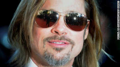 CANNES, FRANCE - MAY 22: Actor Brad Pitt attends the 'Killing Them Softly' Premiere during 65th Annual Cannes Film Festival at Palais des Festivals on May 22, 2012 in Cannes, France. (Photo by Pascal Le Segretain/Getty Images)